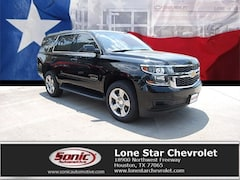 New 2019 Chevrolet Tahoe LS SUV KR102433 in Houston