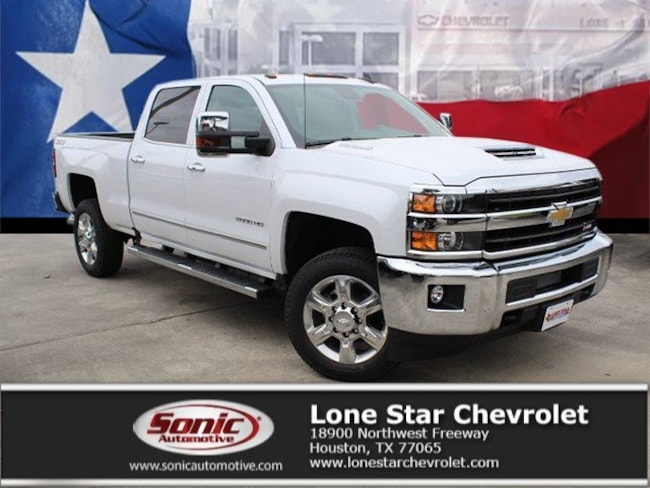 New 2019 Chevrolet Silverado 2500HD LTZ Truck Crew Cab KF172911 in Houston