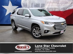 New 2019 Chevrolet Traverse High Country SUV KJ241503 in Houston