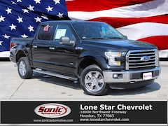 2016 Ford F-150 XLT 4WD Supercrew 145 Truck SuperCrew Cab