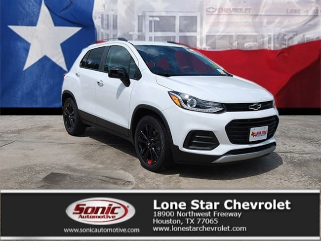 New 2019 Chevrolet Trax LT SUV KL140156 in Houston