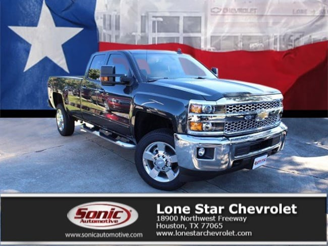 New 2019 Chevrolet Silverado 2500HD LT Truck Double Cab K1130531 in Houston