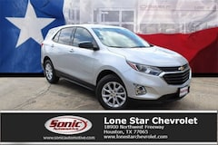 New 2019 Chevrolet Equinox LS SUV K6195324 in Houston