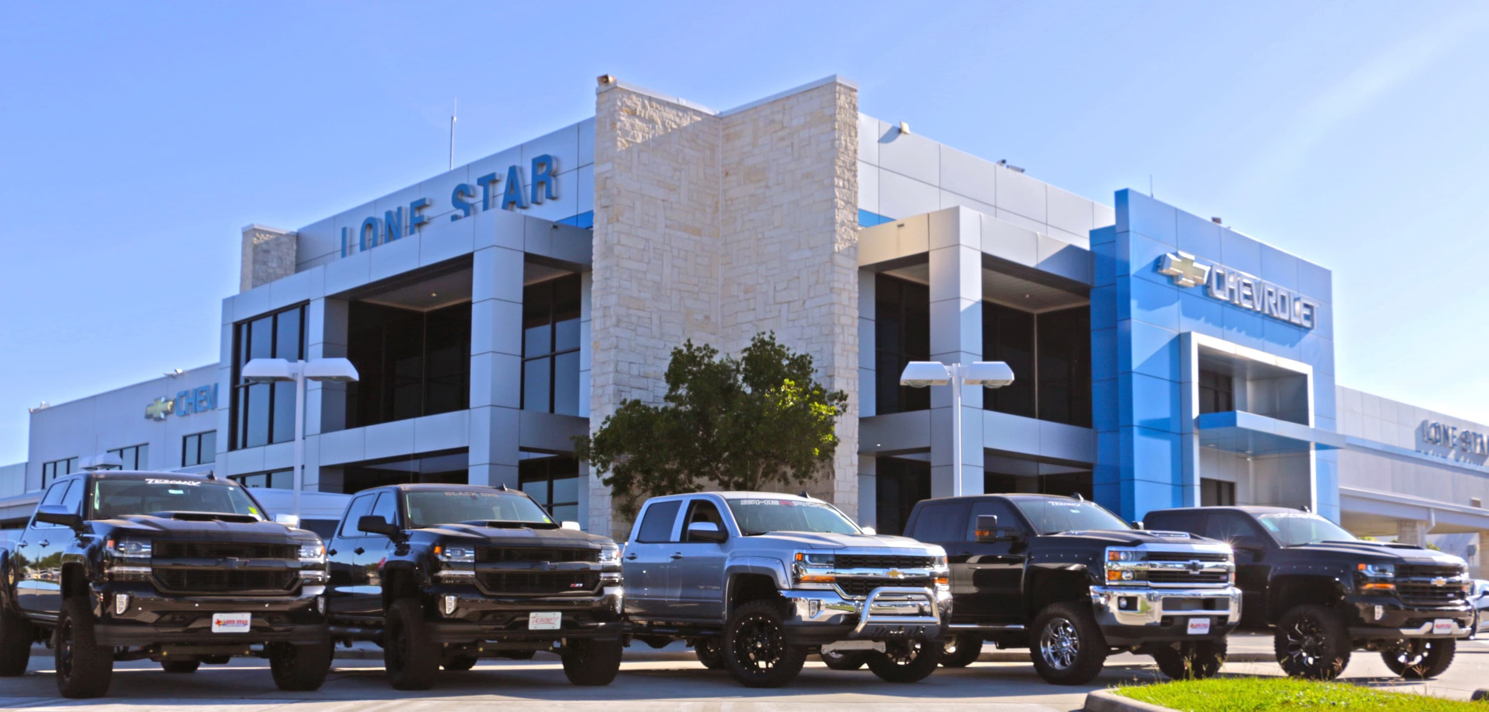 Awesome Lone Star Chevrolet ...