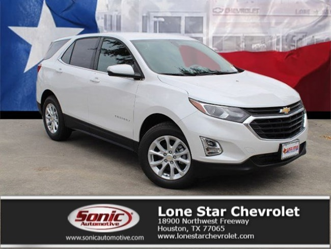 New 2019 Chevrolet Equinox LT w/1LT SUV K6184748 in Houston