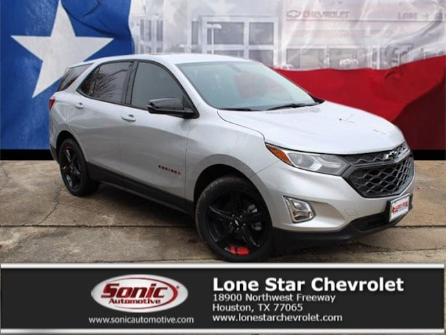 New 2019 Chevrolet Equinox LT w/2LT SUV K6193349 in Houston