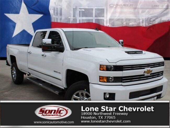 New 2019 Chevrolet Silverado 3500HD LTZ Truck Crew Cab KF176271 in Houston