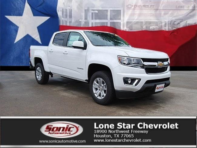New 2019 Chevrolet Colorado LT Truck Crew Cab K1127966 in Houston