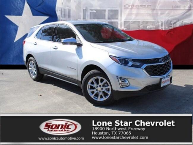 New 2019 Chevrolet Equinox LT w/1LT SUV KS574911 in Houston
