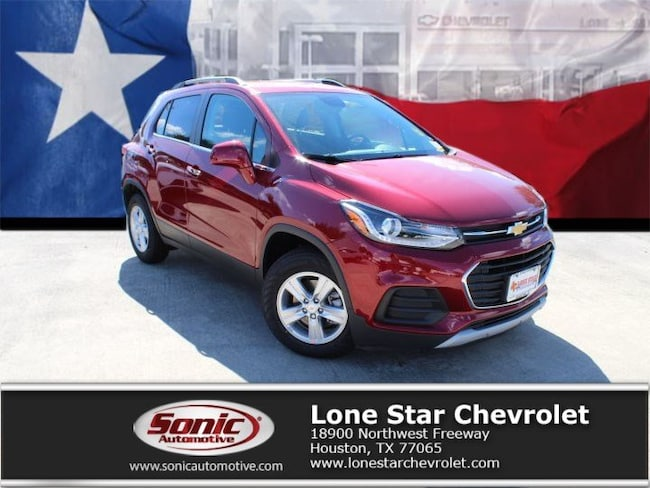 New 2019 Chevrolet Trax LT SUV KL182063 in Houston