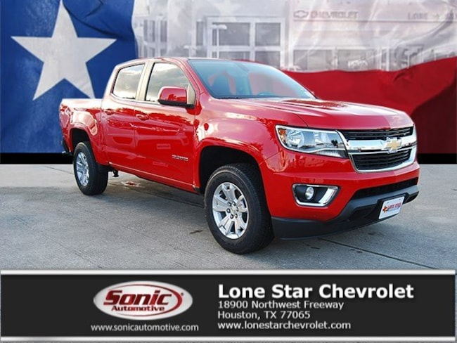 New 2019 Chevrolet Colorado LT Truck Crew Cab K1129048 in Houston