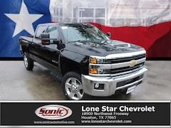 New 2019 Chevrolet Silverado 2500HD LT Truck Crew Cab KF170983 in Houston