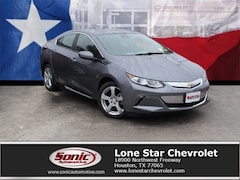 New 2019 Chevrolet Volt LT Hatchback KU128397 in Houston