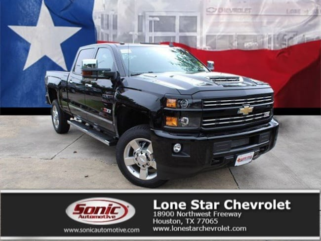 New 2019 Chevrolet Silverado 2500HD LT Truck Crew Cab KF149991 in Houston