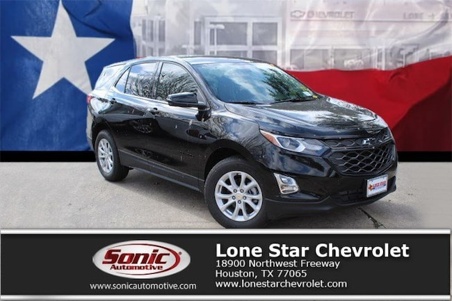 New 2019 Chevrolet Equinox LT w/1LT SUV K6201109 in Houston