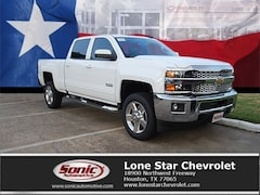 New 2019 Chevrolet Silverado 2500HD LT Truck Crew Cab KF118471 in Houston