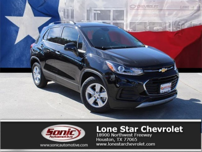 New 2019 Chevrolet Trax LT SUV KB742226 in Houston