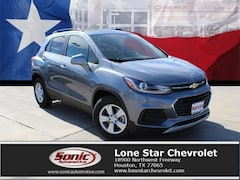New 2019 Chevrolet Trax LT SUV KB743052 in Houston