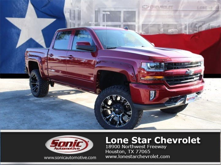 2018 Chevy Truck Lifted