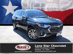 New 2019 Chevrolet Traverse Premier SUV KJ164204 in Houston