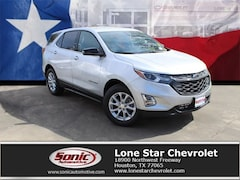 New 2019 Chevrolet Equinox LT w/1LT SUV KS600747 in Houston
