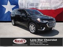 New 2019 Chevrolet Traverse High Country SUV KJ125891 in Houston