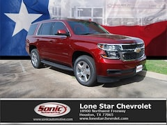 New 2018 Chevrolet Tahoe LS SUV JR355116 in Houston