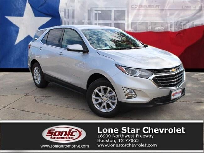 New 2019 Chevrolet Equinox LT w/1LT SUV KS576692 in Houston
