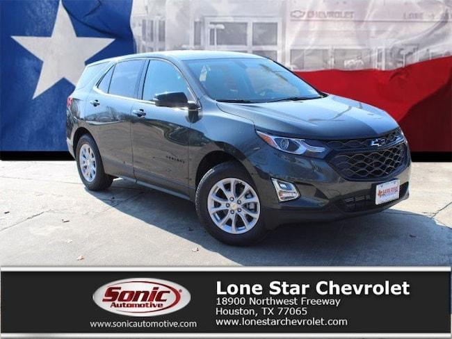 New 2019 Chevrolet Equinox LT w/1LT SUV KS576783 in Houston