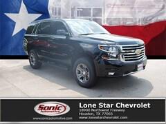 New 2019 Chevrolet Tahoe LT SUV KR103784 in Houston