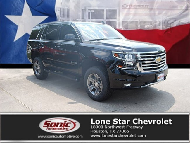 New 2019 Chevrolet Tahoe LT SUV KR103784 in Houston