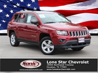 Used 2014 Jeep Compass Sport 4WD 4dr SUV for sale in Houston