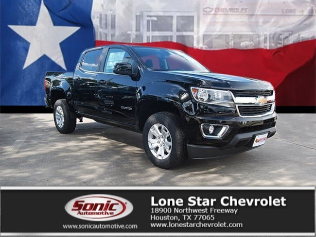 New 2019 Chevrolet Colorado LT Truck Crew Cab K1127526 in Houston