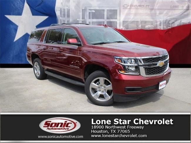 New 2019 Chevrolet Suburban LS SUV KR144006 in Houston