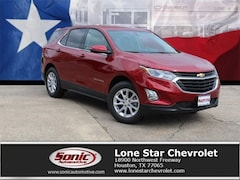New 2019 Chevrolet Equinox LT w/1LT SUV KS600761 in Houston