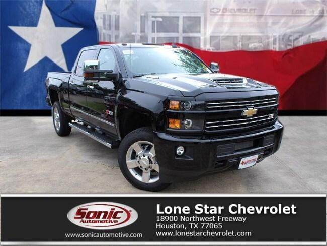 New 2019 Chevrolet Silverado 2500HD LT Truck Crew Cab KF150002 in Houston