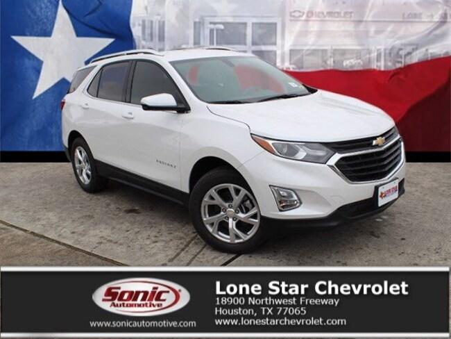 New 2019 Chevrolet Equinox LT w/2LT SUV K6189421 in Houston