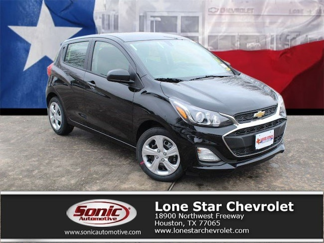 New 2019 Chevrolet Spark LS CVT Hatchback KC757354 in Houston