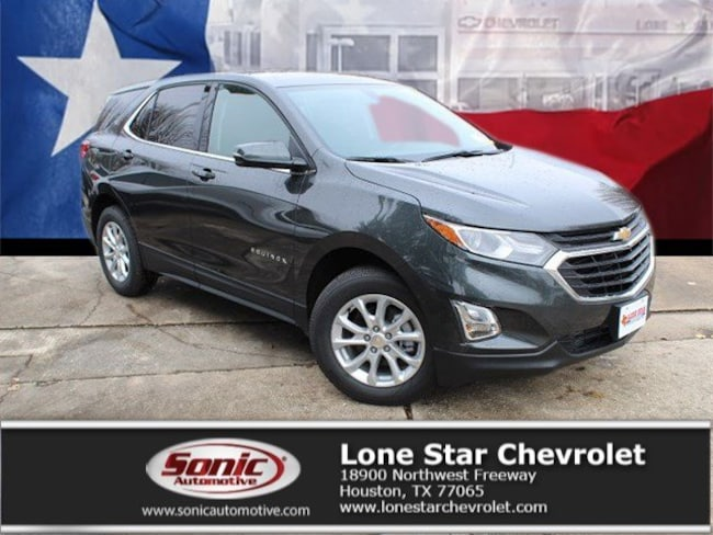 New 2019 Chevrolet Equinox LT w/1LT SUV K6178029 in Houston