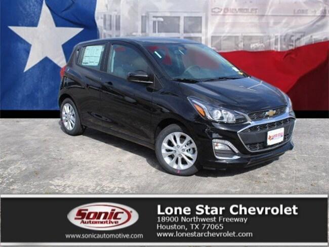 New 2019 Chevrolet Spark LT w/1LT CVT Hatchback KC758643 in Houston