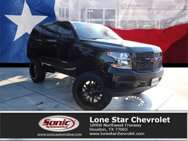 New 2019 Chevrolet Tahoe LS (LIFTED) SUV KR105562 in Houston