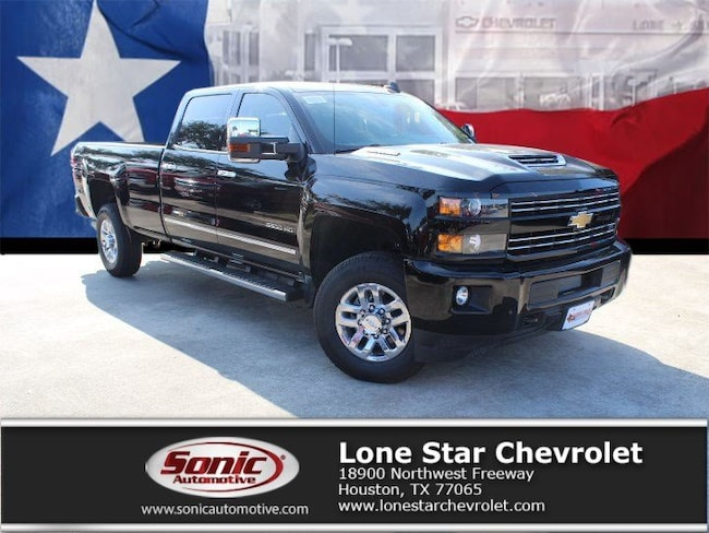New 2019 Chevrolet Silverado 3500HD LTZ Truck Crew Cab KF176289 in Houston