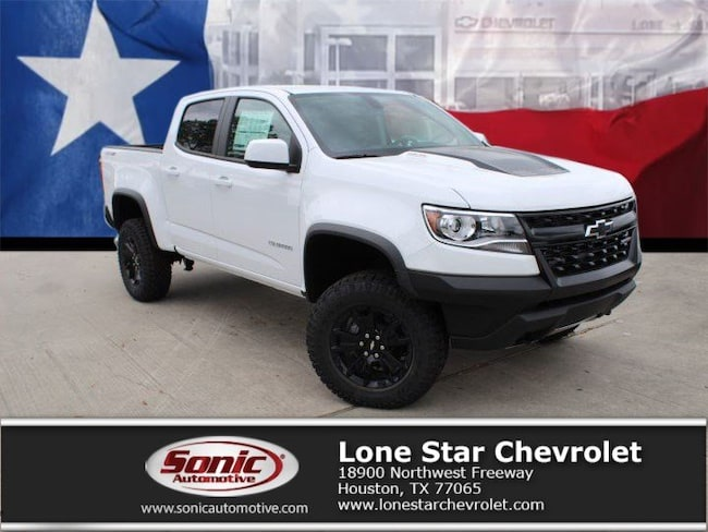 New 2019 Chevrolet Colorado ZR2 Truck Crew Cab K1234536 in Houston