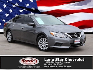 Used 2017 Nissan Altima 2.5 S  Sedan Sedan for sale in Houston