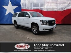 New 2018 Chevrolet Suburban LT SUV JR216400 in Houston