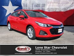 New 2019 Chevrolet Cruze LS Sedan K7108349 in Houston