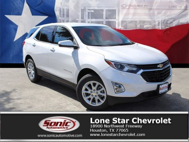 New 2019 Chevrolet Equinox LT w/1LT SUV K6214804 in Houston