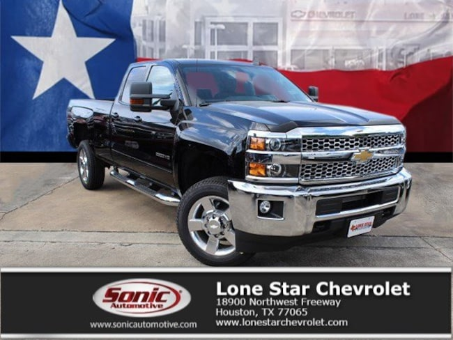 New 2019 Chevrolet Silverado 2500HD LT Truck Double Cab K1132920 in Houston