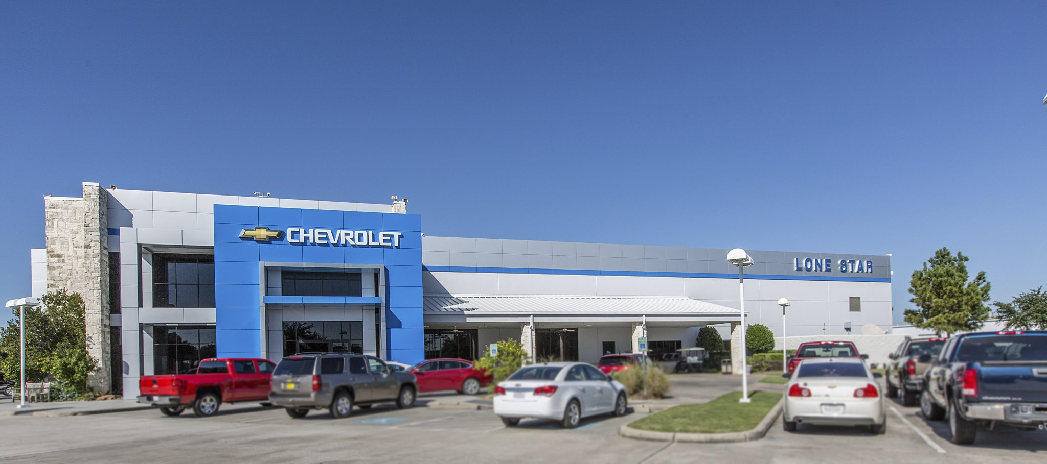 Lone Star Chevrolet New Chevrolet Dealership In Houston TX - Chevrolet dealer in houston tx