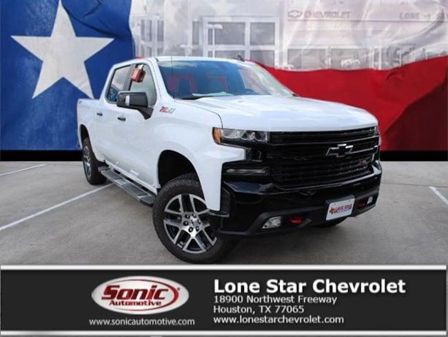 New 2019 Chevrolet Silverado 1500 Lt Trail Boss For Sale In Houston